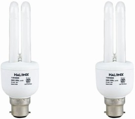 11 W 2U CFL Bulb (Pack of 2)