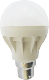 N Safe 5W White LED Bulbs