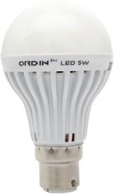 5W White LED Bulbs