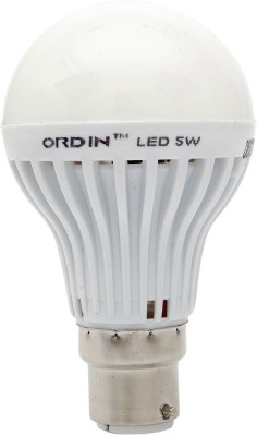 5W White LED Bulbs