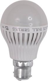 5W B22 LED Bulb (White)