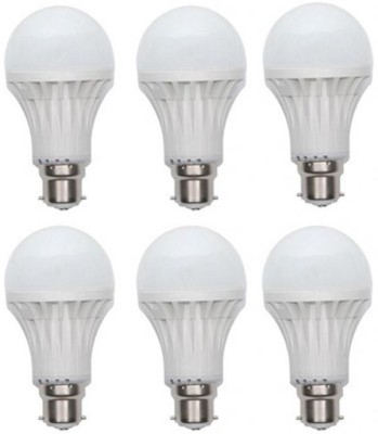 Inddus-5-W-LED-Bulb-B22-White-(pack-of-6)