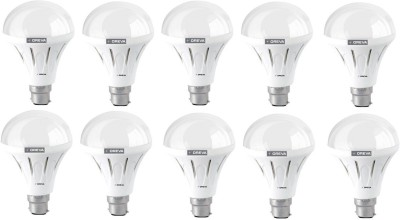 12W White ECO LED Bulb (Pack of 10)