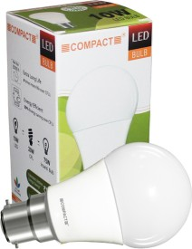 10-W-LED-B-22-Cool-White-Bulb