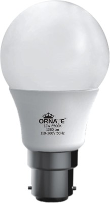 12W 1380 lumens White LED Bulb