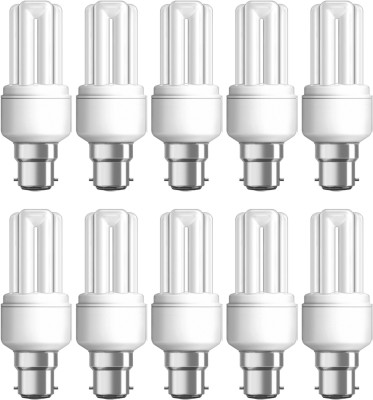 18 off on osram dulux star t3 b22d 11 w cfl bulb white pack of 10 on flipkart. Black Bedroom Furniture Sets. Home Design Ideas