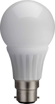 7W Glass LED Bulb (White)