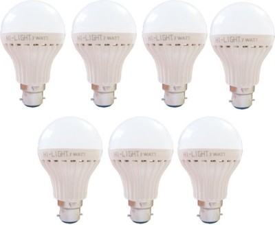 7W-B22-LED-Bulb-(White,-Set-of-7)
