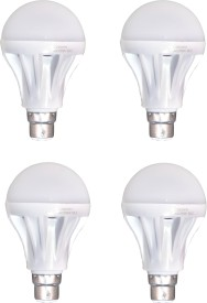 Original 7 W LED Bulb B22 White (pack of 5)