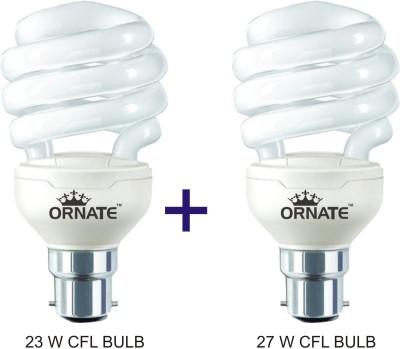 Ornate 23 W, 27 W CFL Bulb Image