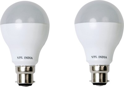 VPL-India-3W-White-LED-Bulb-(Pack-of-2)