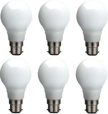 5W White Led Pa Bulbs (Pack Of 6)