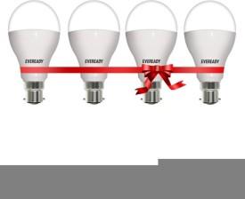 14W LED Bulbs (White, Pack of 4)