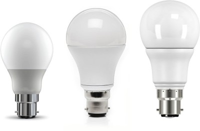 Bluz-On-5W,-7W,-9W-Cool-White-LED-Bulb-(Pack-of-3)