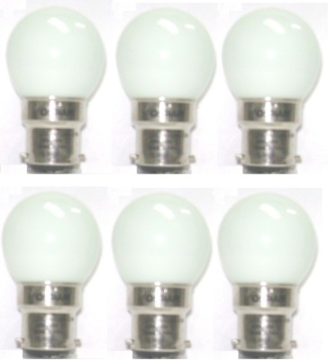 0.5W-LED-Bulb-(White,-Pack-of-6)