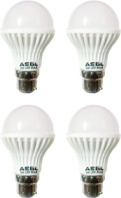3-W-LED-Bulb-B22-Cool-White-(pack-of-4)