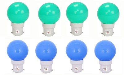 VPL-India-0.5W-LED-Light-Multicolour-(Pack-Of-8)