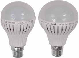 7W,9W-B22-LED-Bulb-(White,-Set-Of-2)