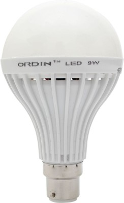 9W White LED Bulbs
