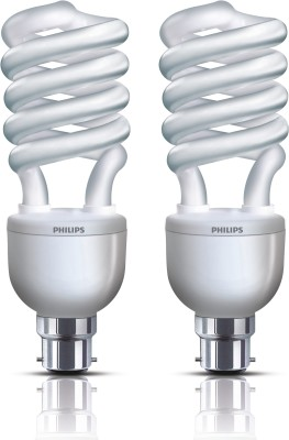 Tornado 32 W CFL Bulb (Pack of 2)