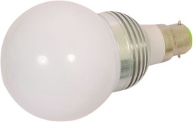 Led Lightings 5W 600 Lumens White LED Bulb