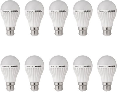 5W LED Bulbs (Cool White,Pack of 10)