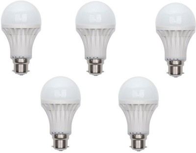 3 W LED Bulb B22 White (pack of 6)