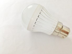 3 W LED Energy Efficient Bulb B22 Cool White