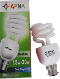 20 W CFL Roshani Bulb (Cool Day Light)