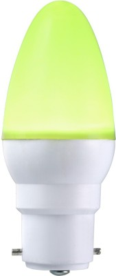0.5W B22 multicolor LED Bulb (Polycarbonate, Pack of 25)