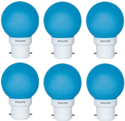 0.5-W-LED-Joy-Vision-Bulb-Blue-(pack-of-6)