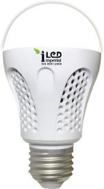 Imperial 9 W E27 Base 900L yellow LED Plastic Premium Bulb