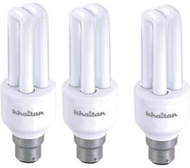 9 W CFL Bulb (Cool Bright Light Pack of 3)