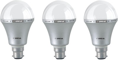 11W-White-LED-Bulb-(Pack-Of-3)-