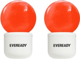 0.5W Plug and Play Red Deco LED Bulb (Pack of 2)