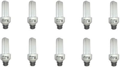 15-W-CFL-Bulb-(White,-Pack-of-10)