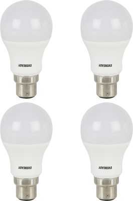 3 W LED Bulb B22 White (pack of 4)