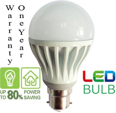 Bharat-9W-LED-Bulb-(White,-Pack-Of-2)