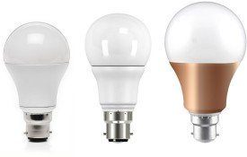 7 Watt/9 Watt And 12 Watt LED Bulb (White, Pack of 3)
