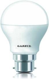 Gazzub 3W B22 LED Bulb (White)