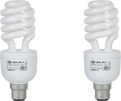 Retrofit Miniz 23 Watt CFL Bulb (Warm White,Pack of 2)