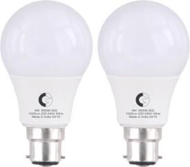 9-W-LED-Bulb-B22-White-(pack-of-2)