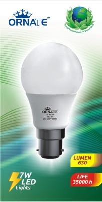 7W 630 lumens White LED Bulb