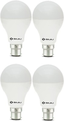 12 W LED CDL B22 HPF Bulb White (pack of 4)