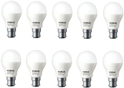 FL07B22AL 7W LED Bulbs (Set of 10)