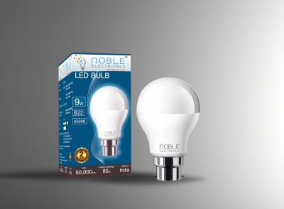 9-W-LED-Bulb-(White)