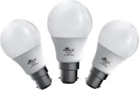 5W 450 lumens White LED Bulb (Pack Of 3)