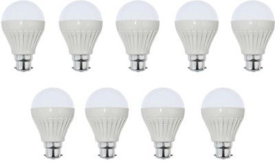 12-W-LED-Bulb-B22-White-(pack-of-9)