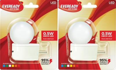 0.5W-Deco-Plug-and-Play-L-type-LED-Bulb-(White,-Pack-of-2)-