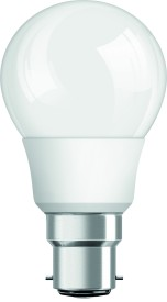 9 W LED Classic A Frosted Bulb B22d White